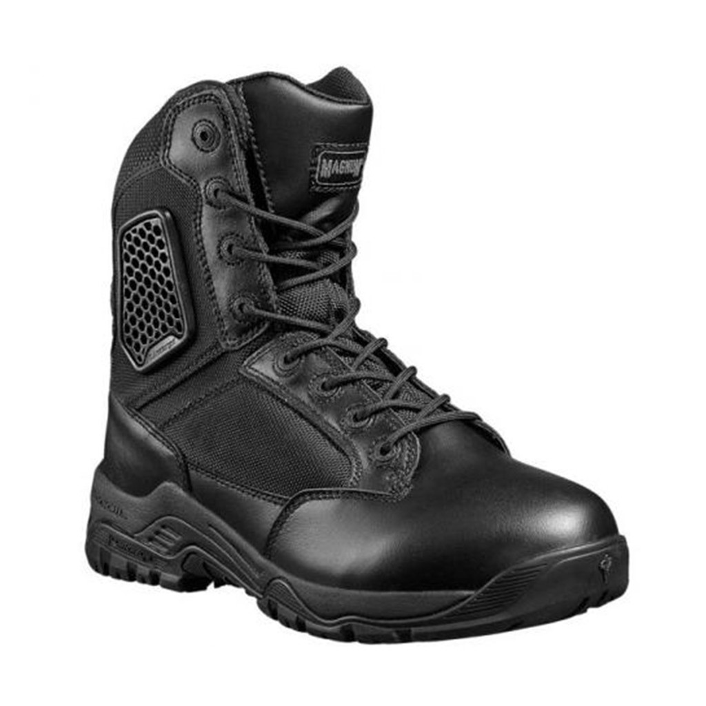 Strike Force 8.0 Side Zip Composite Toe Boot
