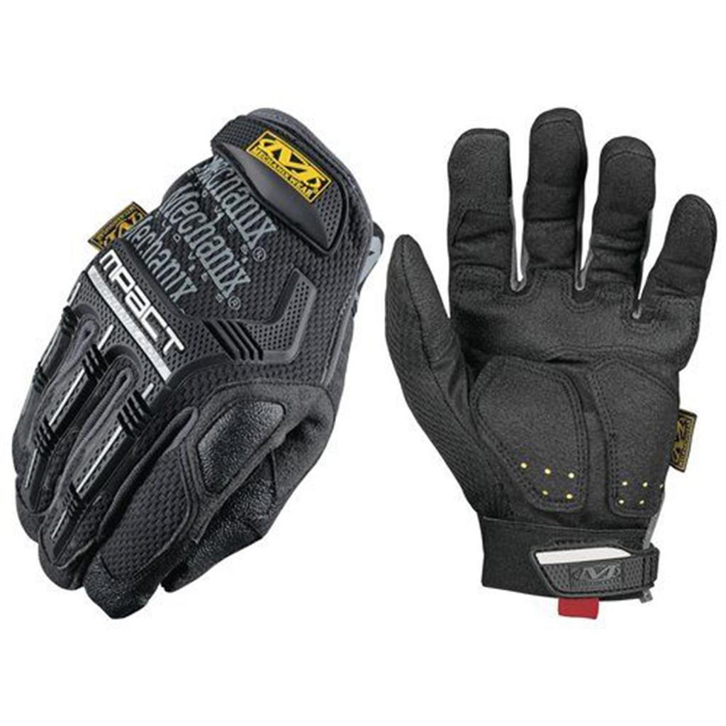 M-Pact Glove Black/Grey