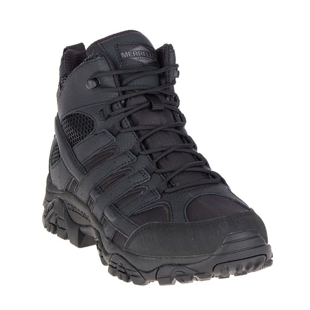 Moab 2 Tactical Mid Boot Black