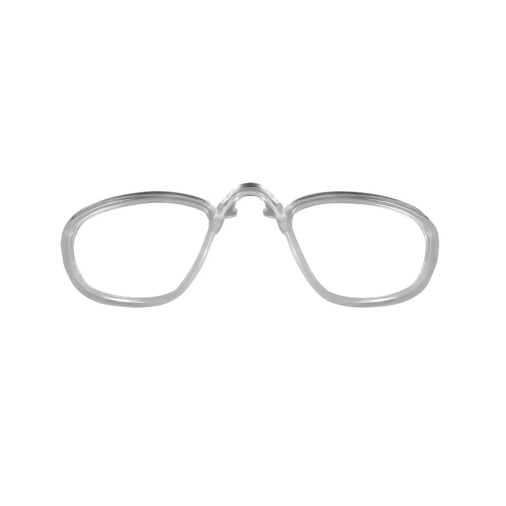 Wiley X Saber Advanced   Grey and Clear Two Lens w/ Matte Black Frame