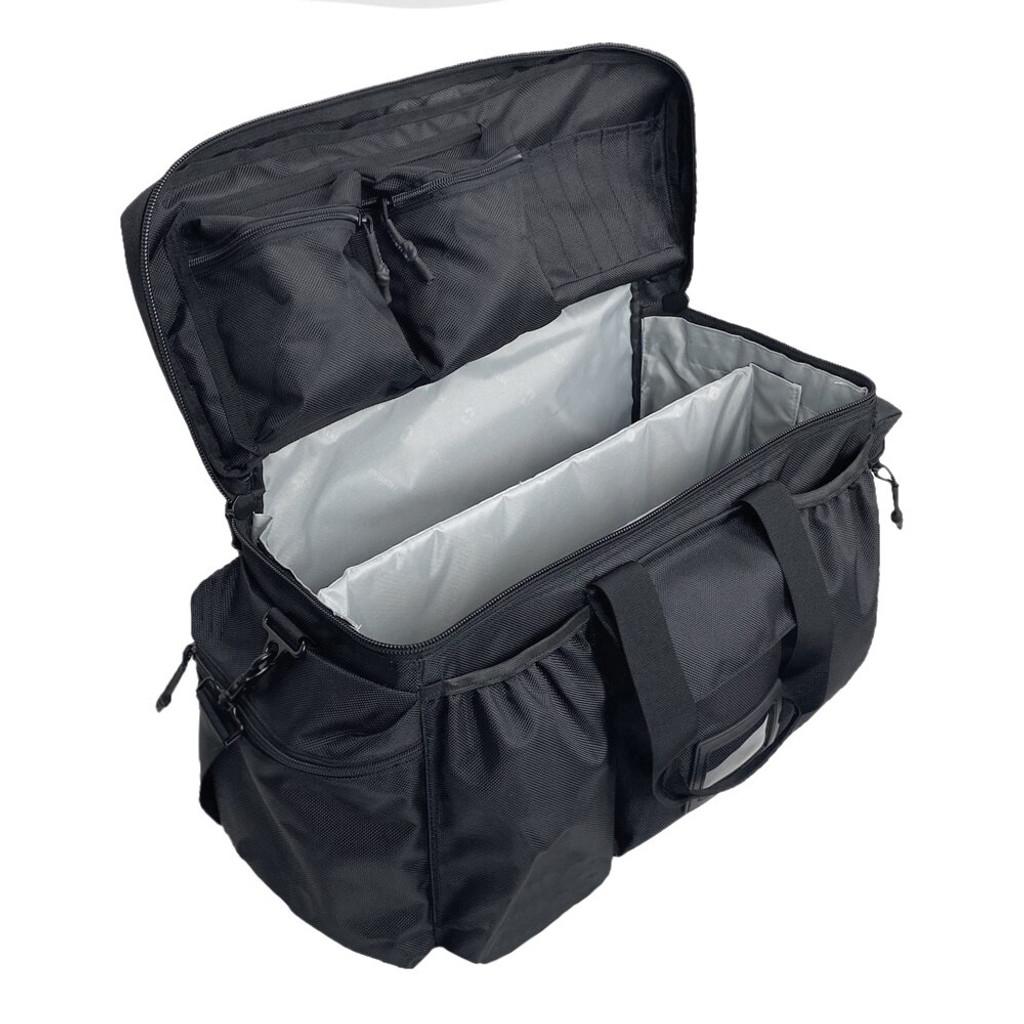 Frontline Security Equipment Bag Black