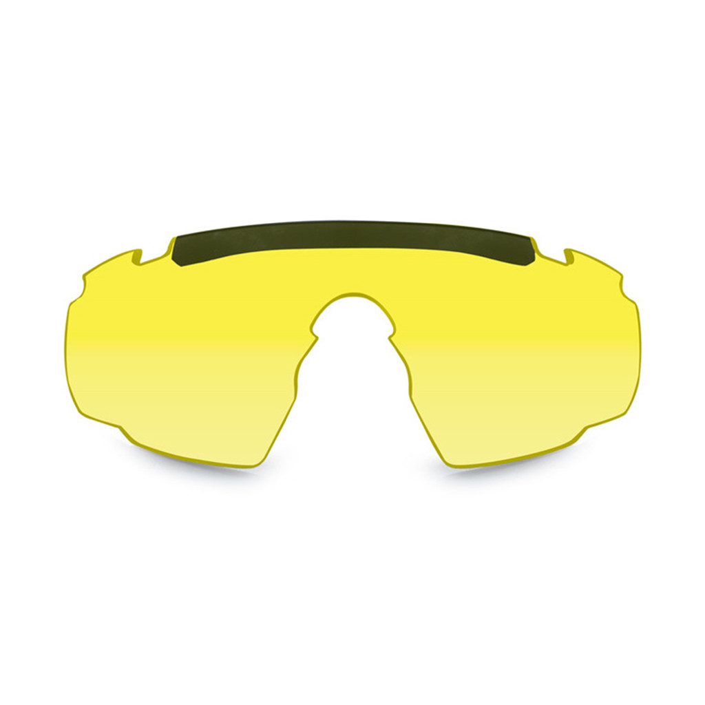 Saber Advanced   Yellow Replacement Lens