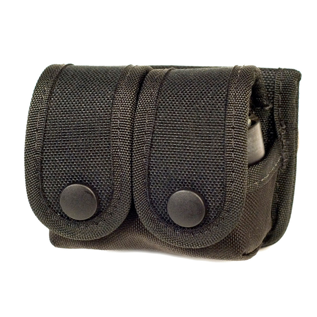 Double Speedloader Pouch Black