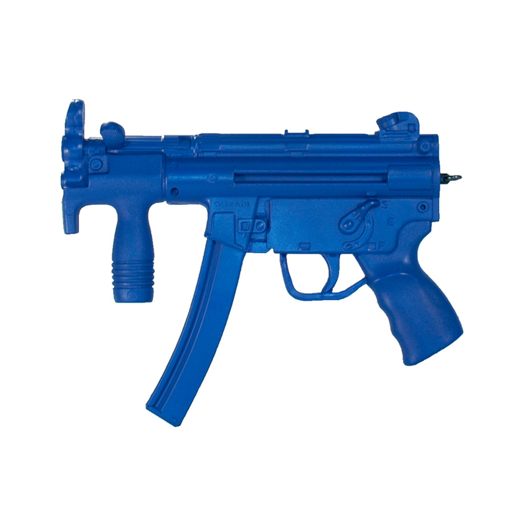 H and K MP5K | Blue Gun