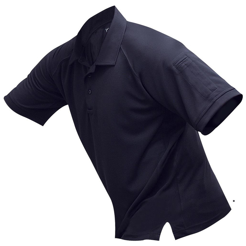 Vertx Mens Coldblack S/S Polo