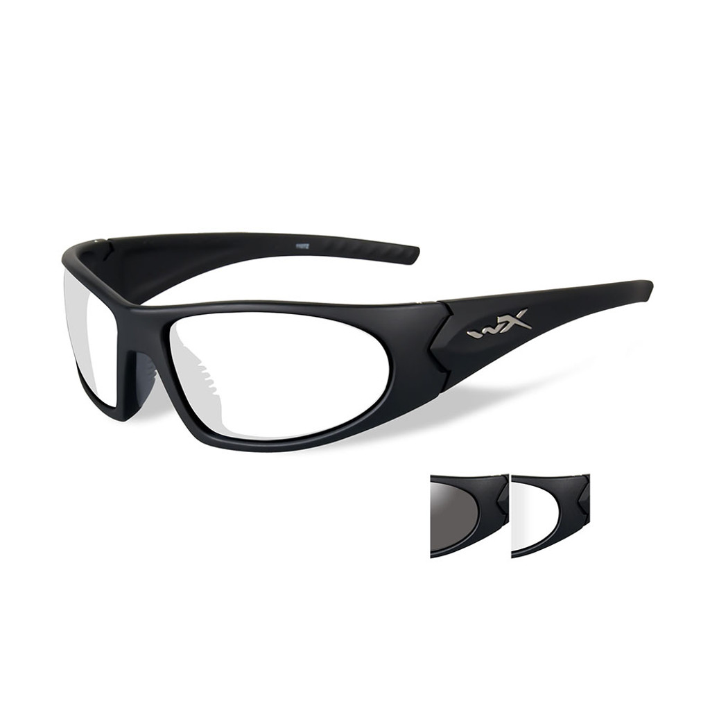 Wiley X Romer 3 | Two Lens w/ Matte Black Frame