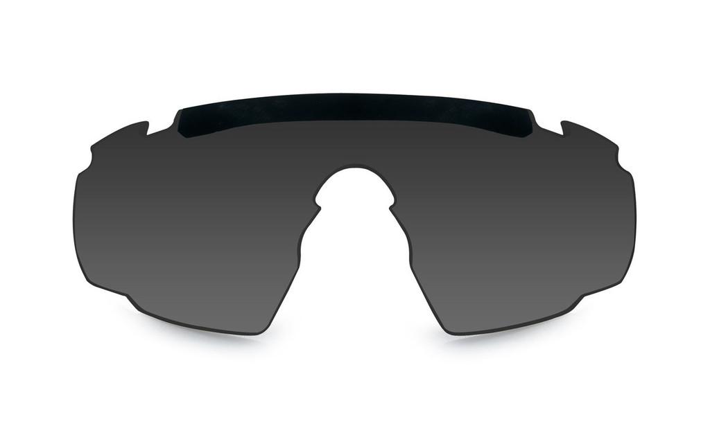 Wiley X Saber Advanced | Smoke Grey Lens w/ Matte Black Frame