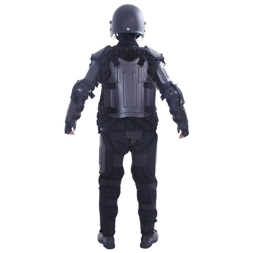 Hard Shell Riot Suit