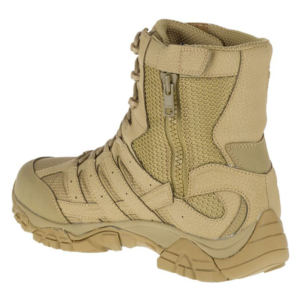 Moab 2 Tactical 8  Boot Coyote Tan
