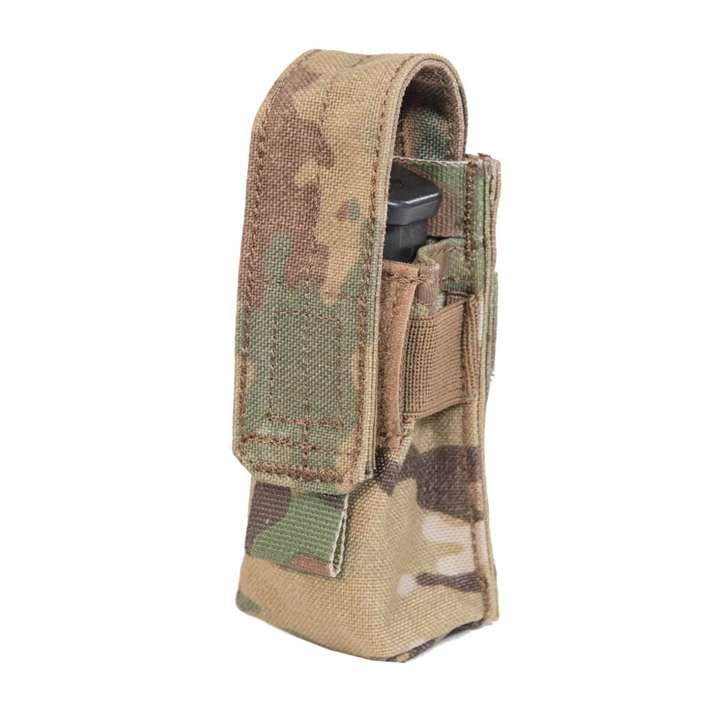 Single Pistol Mag Carrier