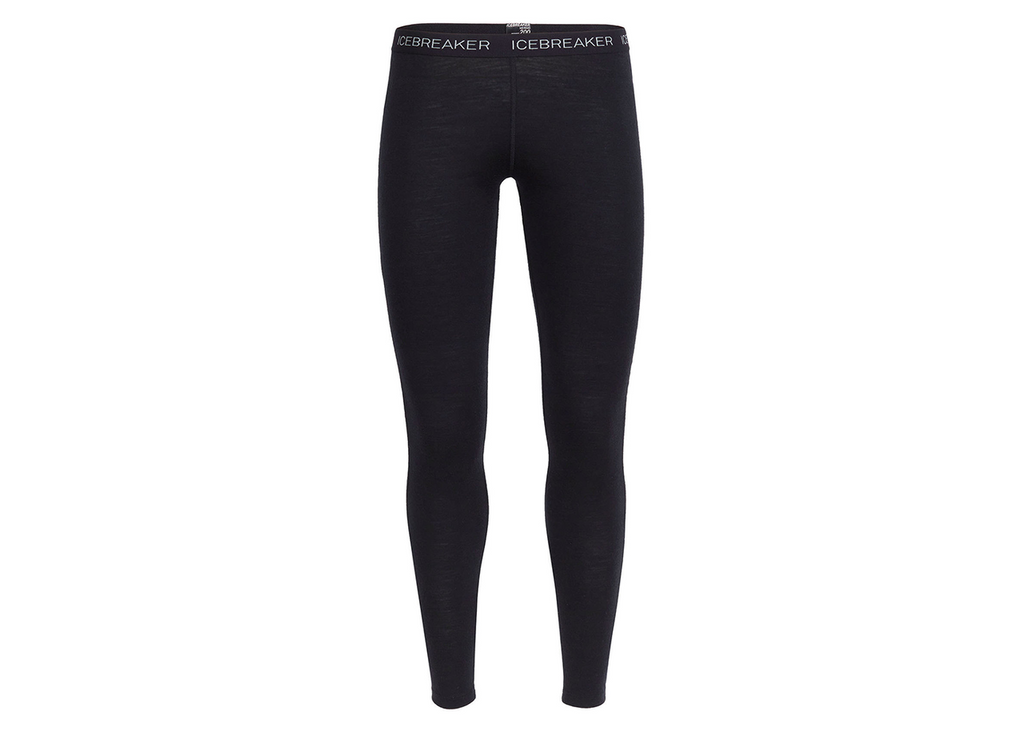 Womens Oasis Thermal Leggings Black