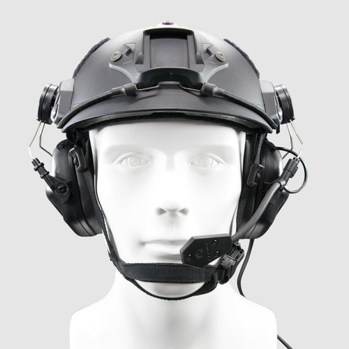 M32H Tactical Communication Hearing Protector for ARC Helmet Rails