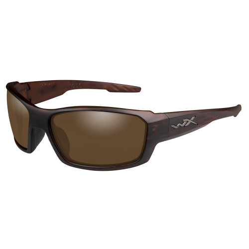Wiley X Rebel | Polarised Bronze Lens w/ Matte Tortoise Frame