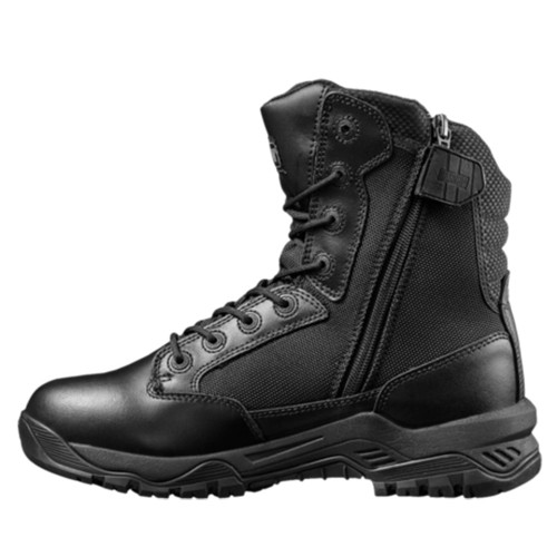 Strike Force 8.0 Side Zip Composite Toe Boot Womens