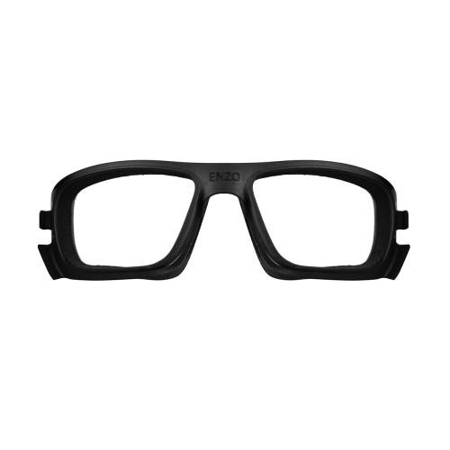Wiley X Enzo | Clear Lens w/ Matte Black Frame