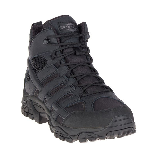 Merrell Moab 2 Tactical Mid Boot Black