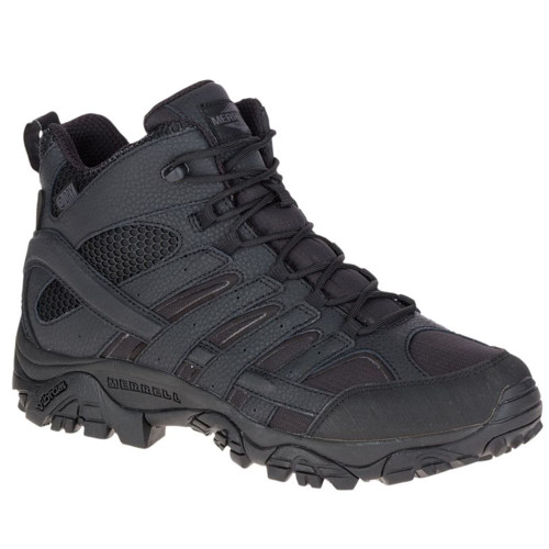 Moab 2 Tactical Mid Boot Black