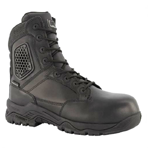 Strike Force 8.0 Side Zip Composite Toe Waterproof Womens