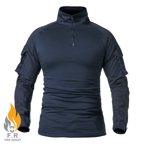 Frontline CPX Tactical Shirt FR Navy