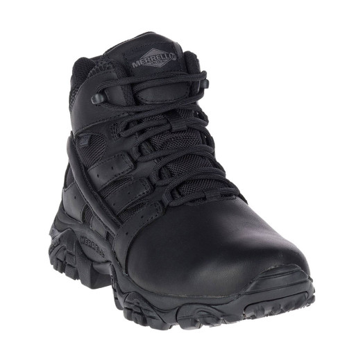 Merrell Moab 2 Tactical Response Mid Waterproof Boot Black