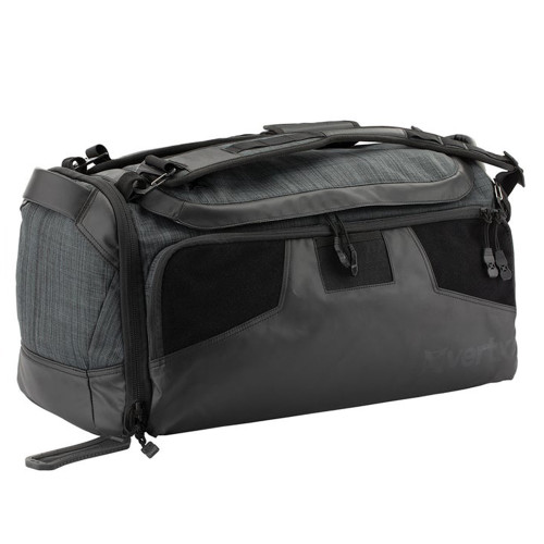 Vertx Contingency Duffel 45L | Heather Black / Galaxy Black