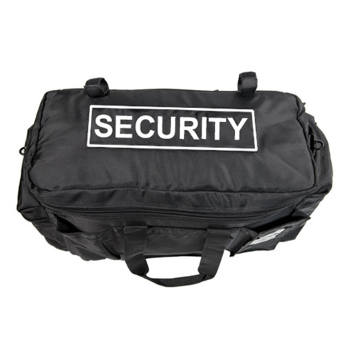 Frontline Security Equipment Bag Black