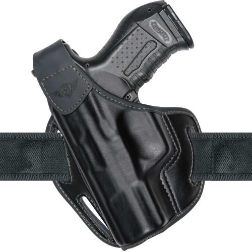 Covert Holster High on Hip for Revolver - LHS