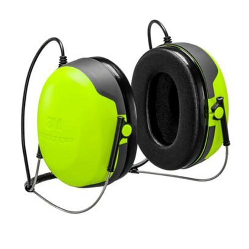 Peltor CH-3 Listen Only Headset, Neckband Hi-VIS
