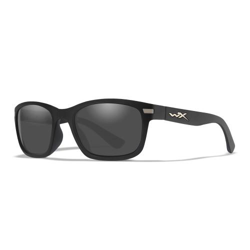Wiley X Helix | Smoke Grey Lens w/ Matte Black Frame