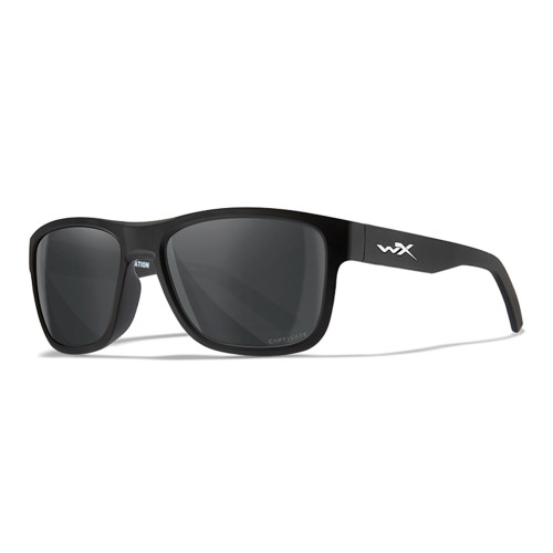 Wiley X Ovation | Smoke Grey Lens w/ Matte Black Frame