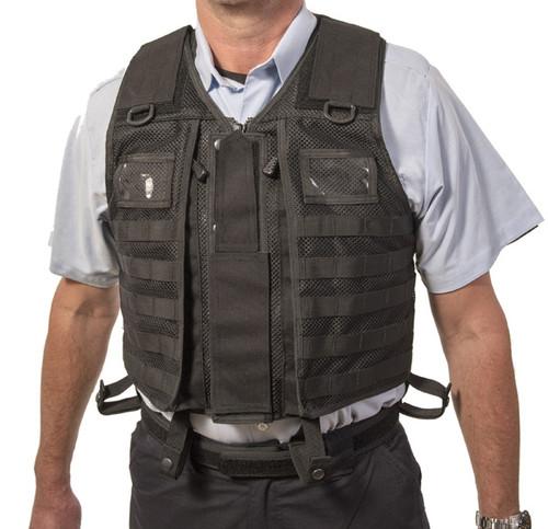 Frontline Modular Vest V7 Black