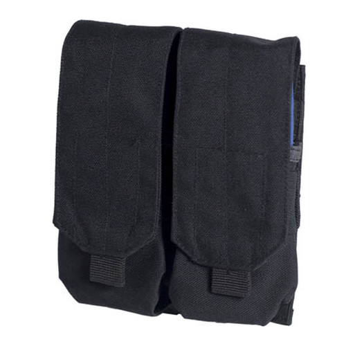Frontline Double Rifle Mag Pouch Black
