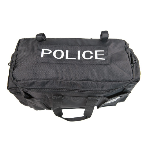Police Equipment Bag Black