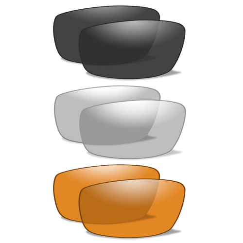 Wiley X Guard   Replacement Lenses