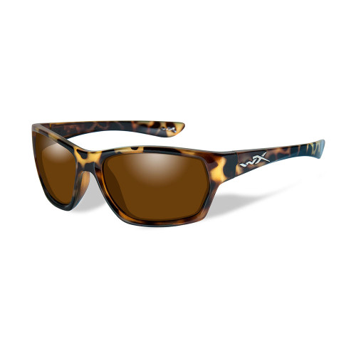 Wiley X Moxy | Polarised Bronze Lens w/ Gloss Demi Frame