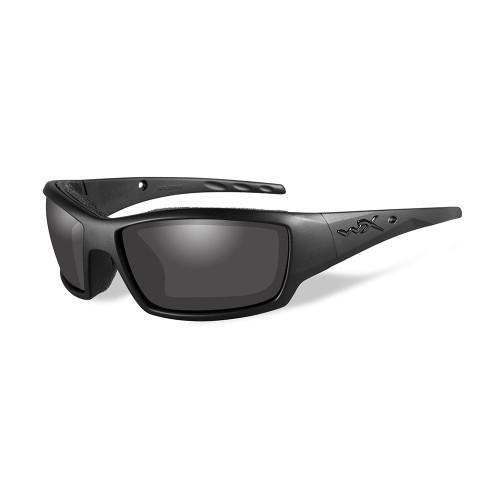 Wiley X Tide | Smoke Grey Lens w/ Matte Black Frame