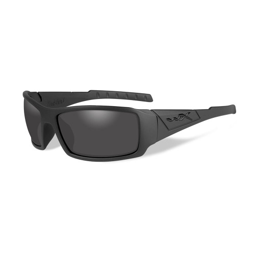 Wiley X Twisted | Smoke Grey Lens w/ Matte Black Frame