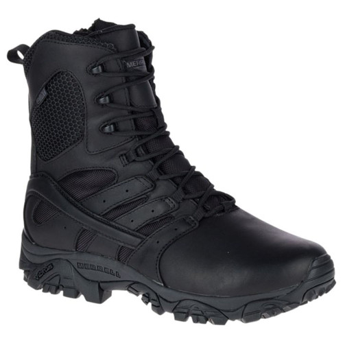 Moab 2 Tactical Response 8  Waterproof Boot Black