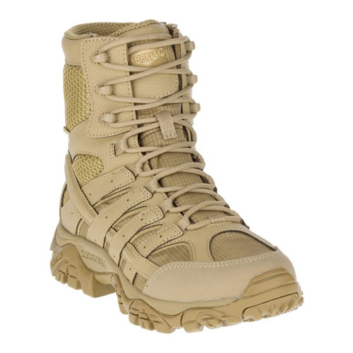 Merrell Moab 2 Tactical 8  Boot Coyote Tan