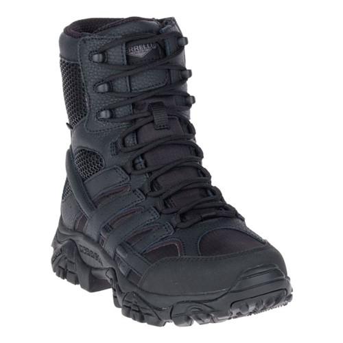Moab 2 Tactical 8  Boot Black