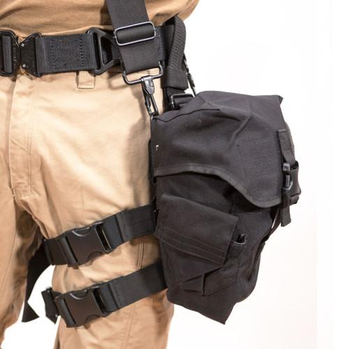 Modular 3-Way Gas Mask Bag