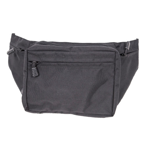 Frontline Waist Bag Black