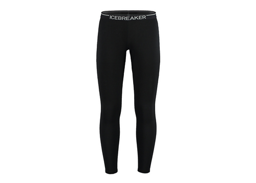 Mens Oasis Thermal Leggings Black