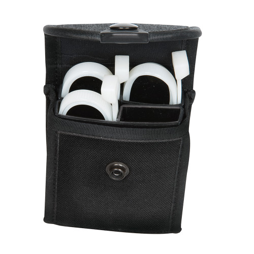 Flex Cuff Carrier Black