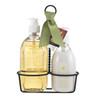 Bergamot Liquid Soap & Lotion Caddy
