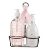 Wild Rose Liquid Soap & Lotion Caddy