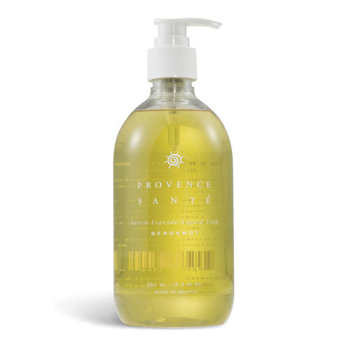 Bergamot Liquid Soap
