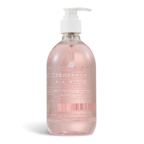 Wild Rose Liquid Soap