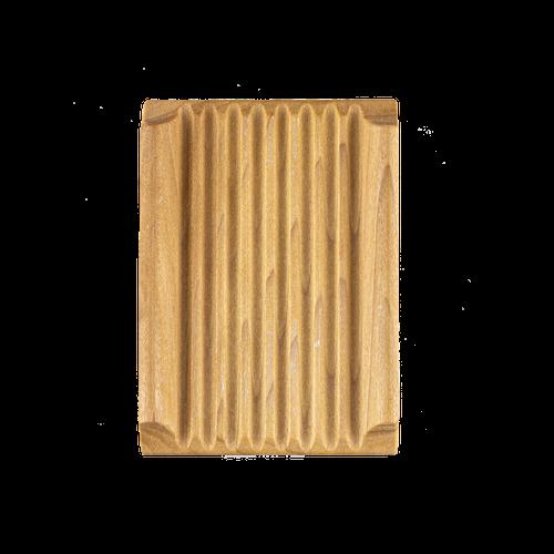 Poplar Soap Dish Small