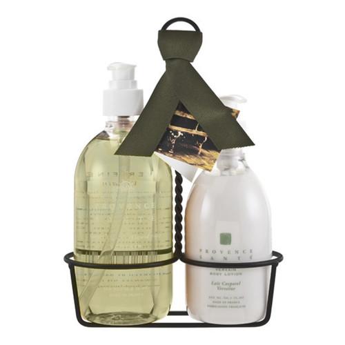 Vervain  Liquid Soap & Lotion Caddy